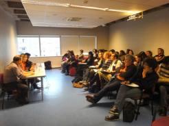 Mesa Redonda Contribuciones y Vacancias en los estudios históricos sobre afrodescendientes